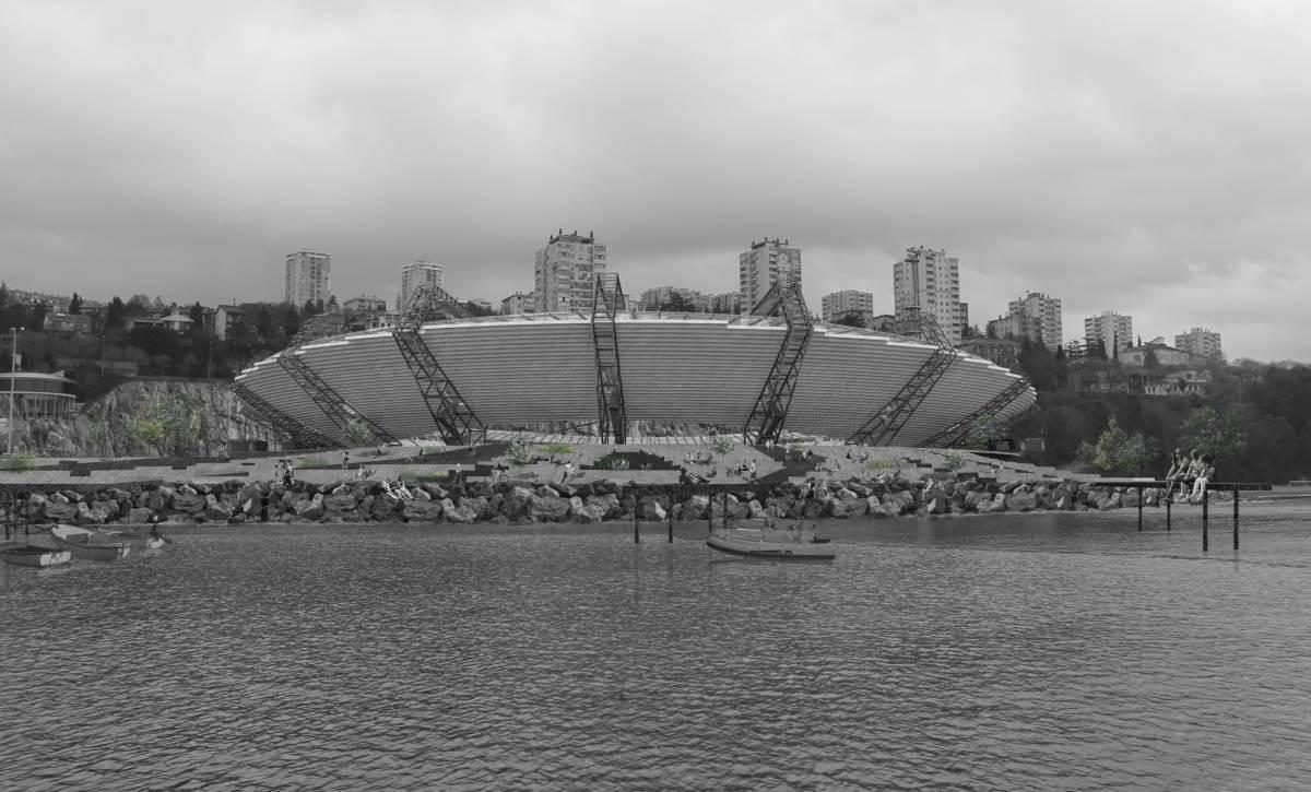 arhitektura stadiona
