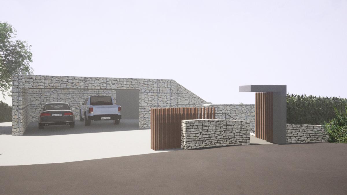 Family house-architecture-design--Rijeka - Pulac